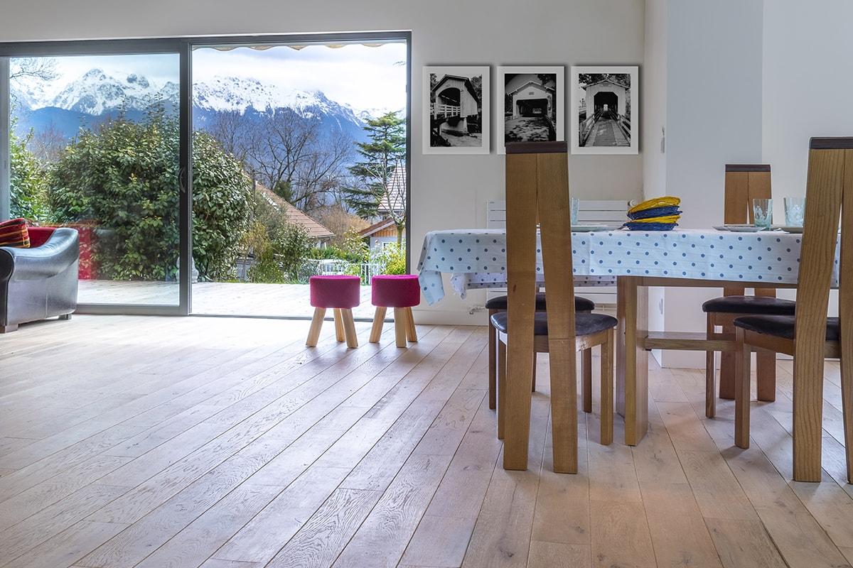 Gam Peinture et Décoration - rénovation parquet et sol
